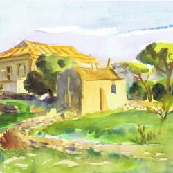 daniel-fisher-aquarelles-sicile001