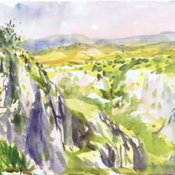 daniel-fisher-aquarelles-sicile002
