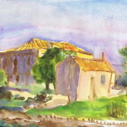 daniel-fisher-aquarelles-sicile005